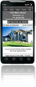 Mobile Single Property Sites