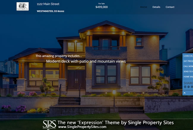 single-property-sites-expression-responsive-theme