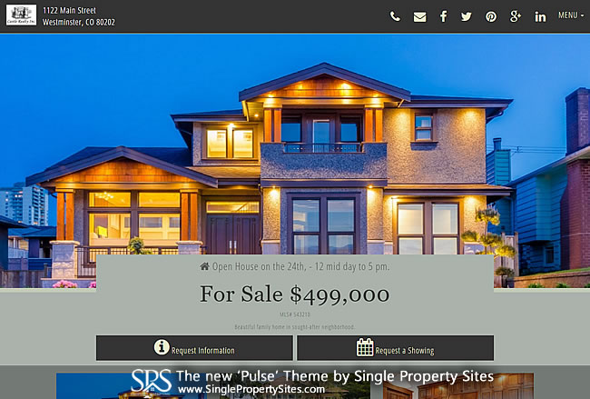 single-property-sites-pulse-responsive-theme